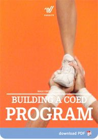 Male Cheerleaders – Building a Coed Program