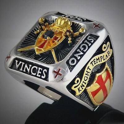 Unique custom made gold and silver Masonic Knights Templar rings made by Uniqable. Your Masonic Rings Superstore. Rings, Blue Lodge Rings, FreeMason Rings, Knights Templar Rings, O.E.S. Rings, OES,Eastern Star.