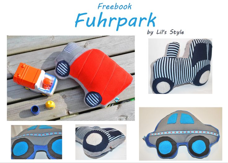 Freebook: Fuhrpark s Dropbox