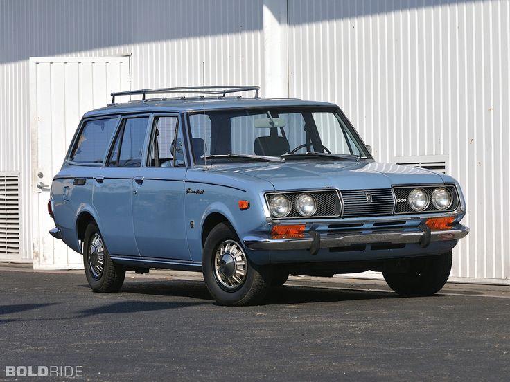 1968-72 Toyota Corona Mark II Wagon