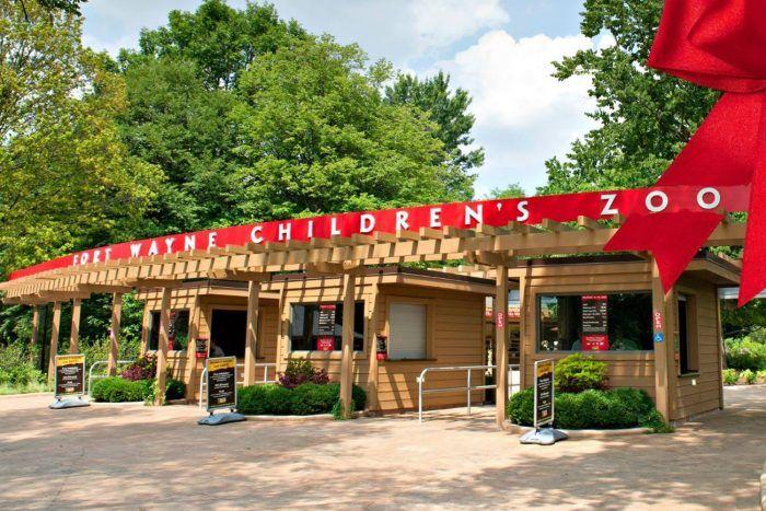 9. Fort Wayne Children's Zoo - Fort Wayne