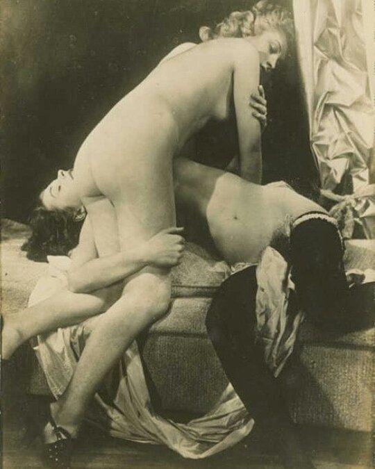 Sim recommend best of vintage 1900 nude lesbians