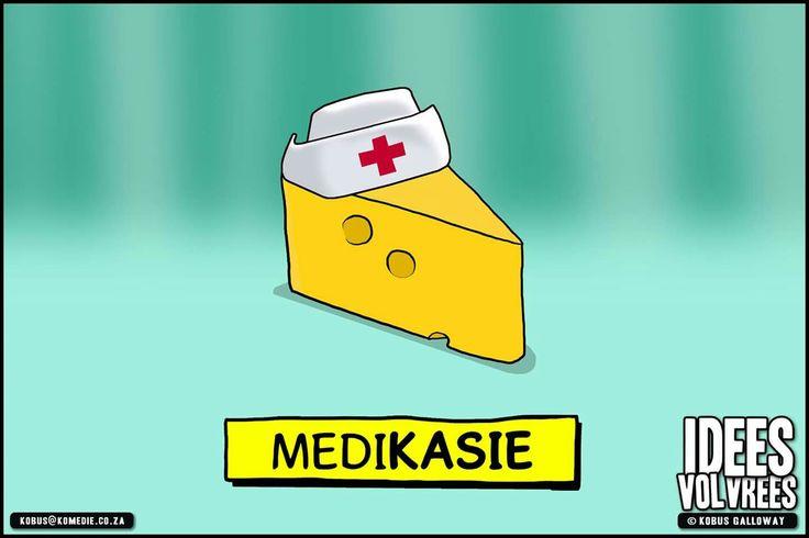 Medikasie... __[IdeesVolVrees/FB](Kobus Galloway)
