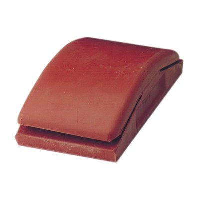 A. Richard Tools Rubber Sanding Block (Carded)