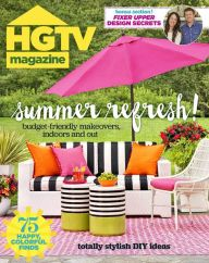 HGTV Magazine - annual subscription