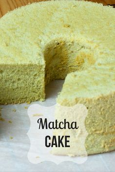 When you add matcha tea to chiffon cake, the result is a decadent matcha cake that awakens your senses and satisfies your sweet tooth.  http://epicmatcha.com/chiffon-matcha-cake/?utm_source=pinterest&utm_medium=pin&utm_campaign=social-organic&utm_term=pinterest-followers&utm_content=blog-matcha-cake-chiffon-round-2 #matcha #cake #recipe #chiffon
