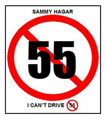 Sammy Hagar!  And 3 Lock Box...fav song ever!
