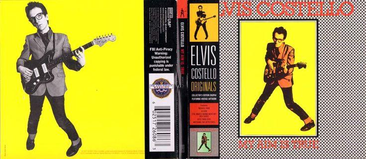 "Elvis Costello's ""My Aim Is True"" Reviewed"