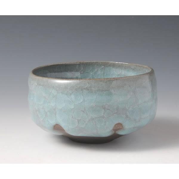 SEIJI-CHAWAN (Celadon Glazed Tea Bowl B)
