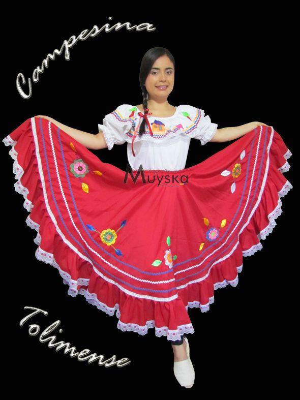 trajes tipicos de colombia - Buscar con Google