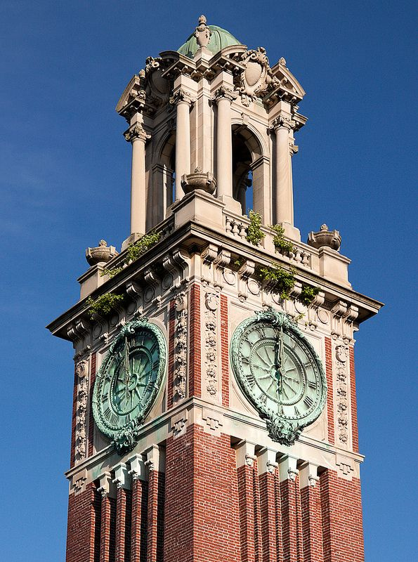 Carrie Bell Tower, College Hill, Providence, Rhode Island