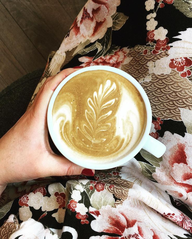 """Flatwhite with my lovely mom  #espresso #coffee #coffeetime #coffeelover #coffeegram #coffeeart…"""