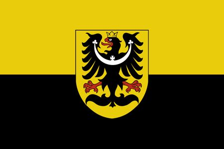 vlajka slezsko