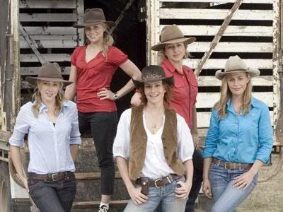 McLeod's Daughters - McLeod's Daughters