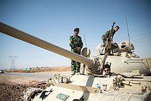 Kurds take Raqqa, but lose Kirkuk to Iraq