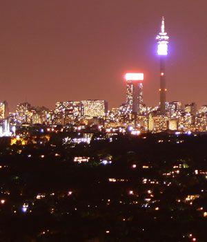 Johannesburg CBD is a vibrant, big city. http://www.privateproperty.co.za/neighbourhoods/johannesburg-cbd-and-bruma/39