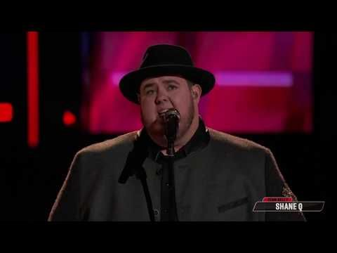 Shane Q Performs Mercy Part 1 The Voice Live Top 11