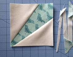 dresdan wedge quilt patterns | Dresden wedge tutorial...this makes the sweetest quilt.