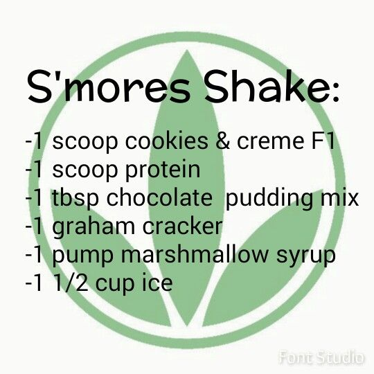 S'mores Herbalife