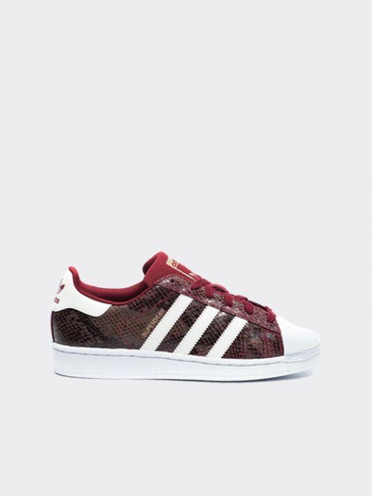 Adidas Superstar Red Snake