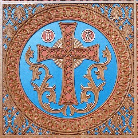 Материалы по церковной вышивке