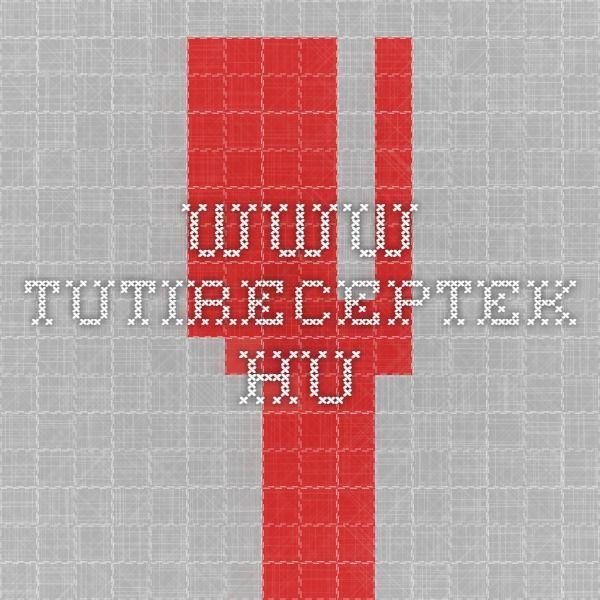 www.tutireceptek.hu