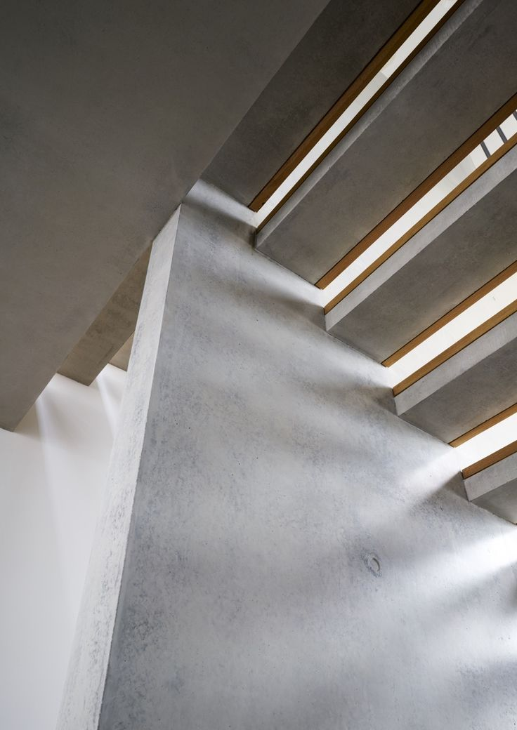 Tobias Partners - Deepwater House Stairs