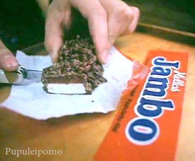 Jambo -ei aktiivisen pahaa, mutta tuo marmeladi siivu ei ollut suosikkini. Meni paremman puutteessa tietenkin tämäkin #kadonnutkasari #kasari