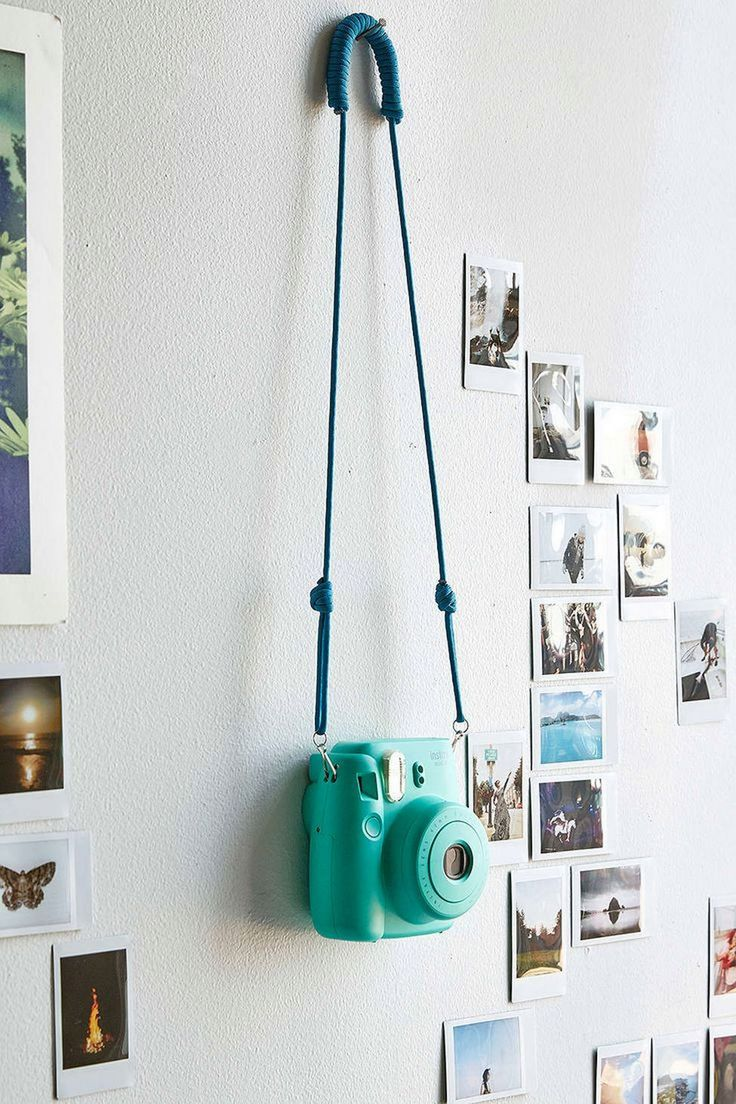 Polaroid wall on tumblr - Beautiful Polaroid Photos Display Idea 89