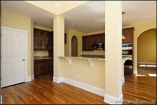 78 best images about kitchen remodel on pinterest cherry for Cathedral arch kitchen cabinets