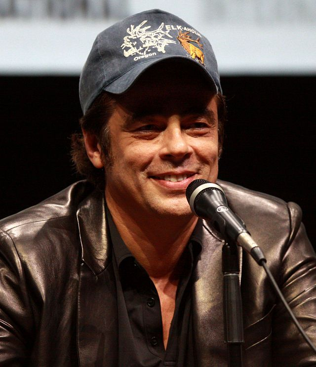 Benicio Del Toro Wikiwand Actors Best Supporting Actor Look At The Stars