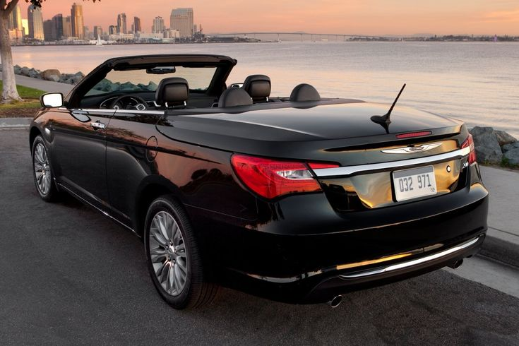 Chrysler 200 Dream Cars And Convertible On Pinterest