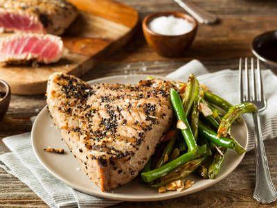 Easy fresh tuna steak recipes