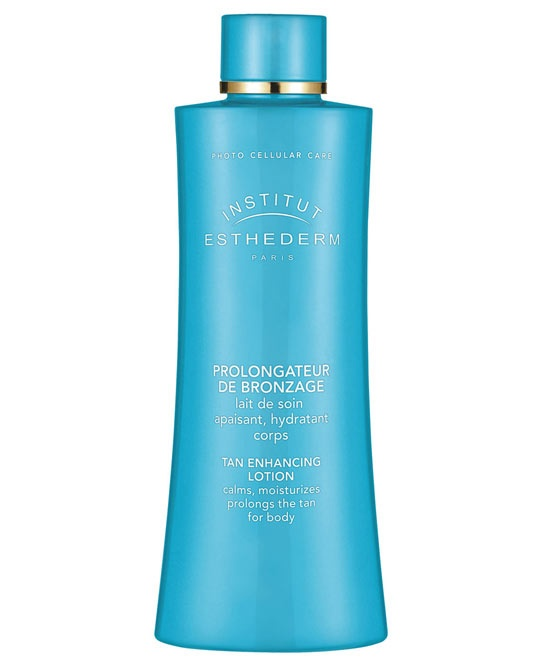 Tan enhancing lotion by Institut Esthederm.