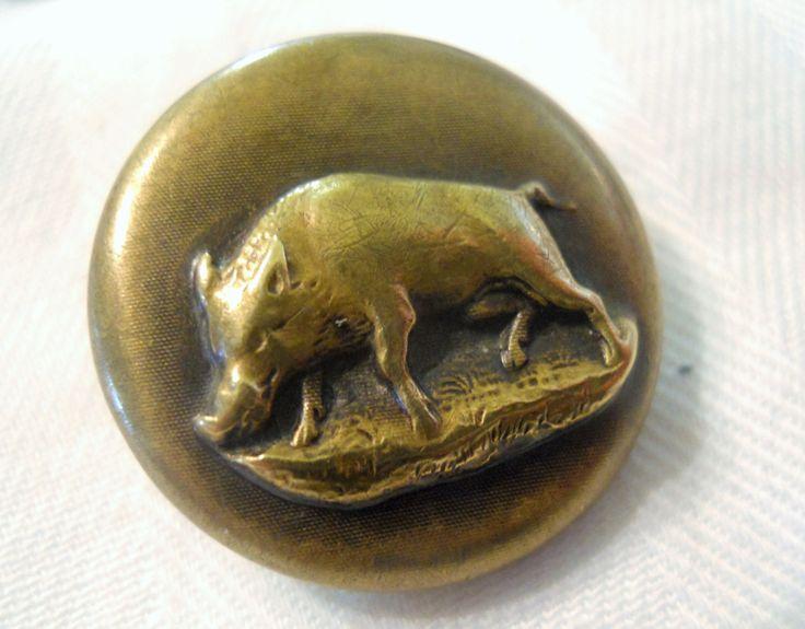 Wild Boar hunting button. http://riflescopescenter.com/category/nikon-riflescope-reviews/