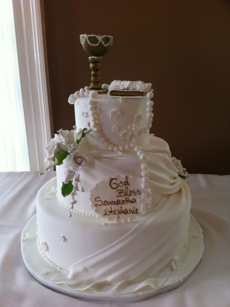 FIRST COMMUNION CAKE TOPPER - Google Search