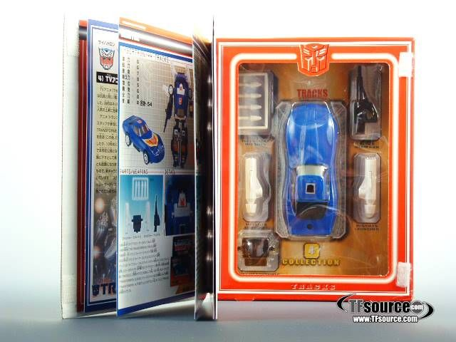 #transformer reissue - transformers collection - tfc #4 tracks