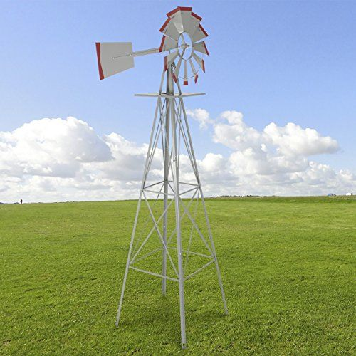Best ChoiceProducts Windmill Ornamental Garden Weather Va... https://www.amazon.com/dp/B00XQFPP6U/ref=cm_sw_r_pi_dp_rJ2xxbZS8ZZRR