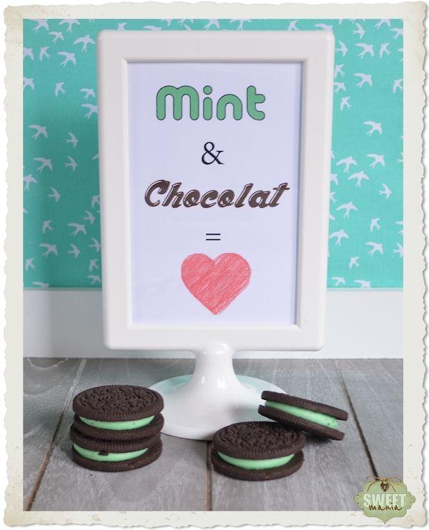 Mint & Chocolat = ♥