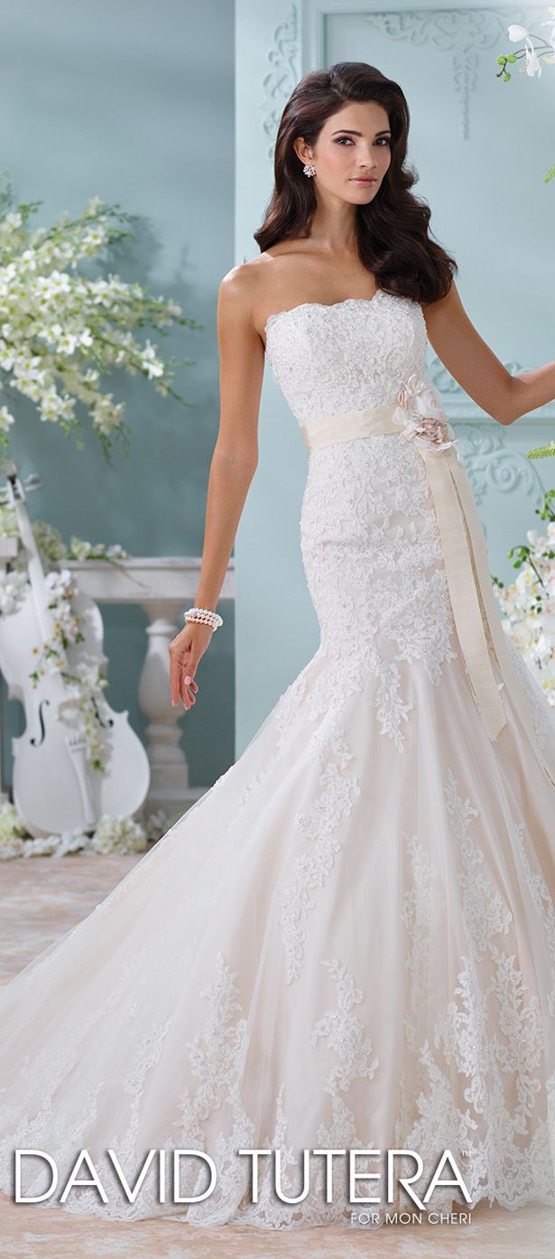1000 images about david tutera bridal gowns on pinterest for David tutera beach wedding dresses