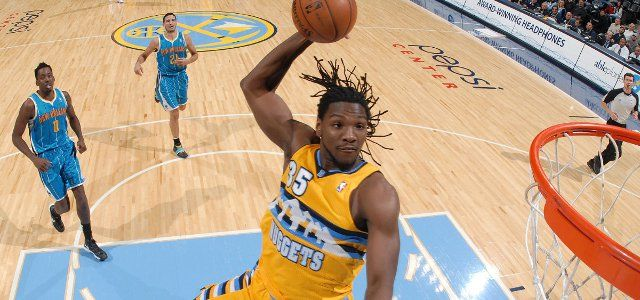 Denver Nuggets saison 2014-2015