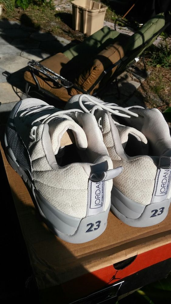 8c012c5ae9d709 Nike Air Jordan 12 wolf grey 1.1  fashion  clothing  shoes  accessories   mensshoes  athleticshoes (ebay link)