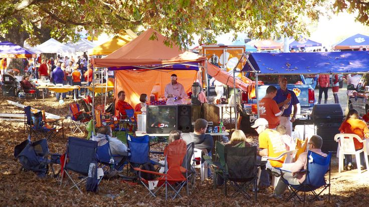 5. Clemson | Where did your school rank? We knew the category would be contentious. College football is one of those few topics that can make any reasonable Southerner abandon decorum, even civility, but we underestimated to just what degree your spirit would show in our poll for the South's Best Tailgate. After a year of upsets in the national press, the results of our contest proved similar, so much so that we couldn't mathematically pick a winner (which was a difficult feat for an office…