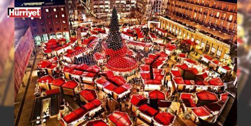 Viyananın büyüleyici Noel pazarları : Yılın renkli eğlenceli ve hareketli zamanı yaklaşıyor. Yılbaşı geliyor. Avrupada yılbaşının yaklaşması demek aynı zamanda Noel heyecanı demek. Kasımın ortalarından itibaren sokaklar caddeler ışıl ışıl süsleniyor. Noel şarkıları her yerden kulaklarınıza çalınıyor. Mis gibi kokusuyla sizi yolunuzdan çeviren yılbaşı kurabiyeleri buz gibi havaya olan direncinizi artıracak sıcak şarap büfeleriyle Noel pazarları şehirlere masalsı gibi bir atmosfer katıyor…