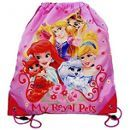 Princesses Sac A Dos Piscine Sport Fille Ecole Enfant Disney - Rose