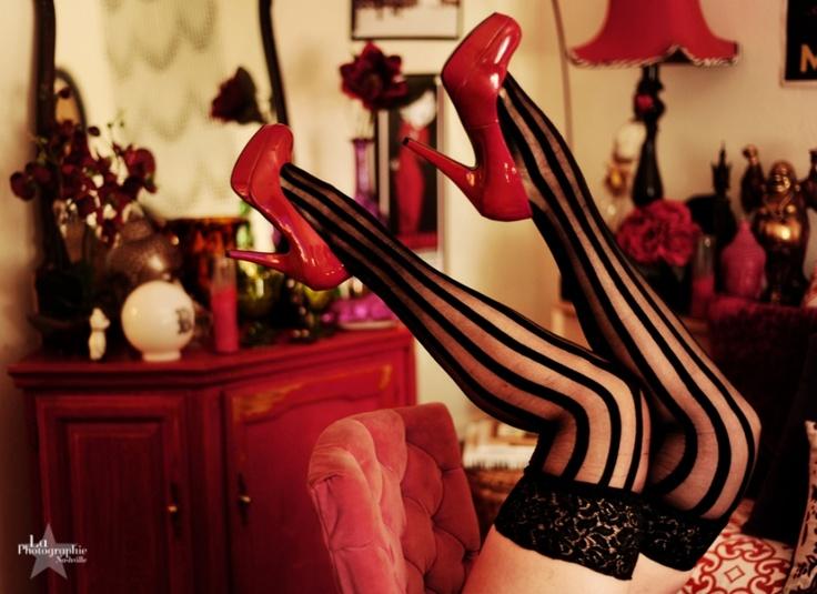 Denver Burlesque Portraits: Tatianna Tata » La Photographie Nashville