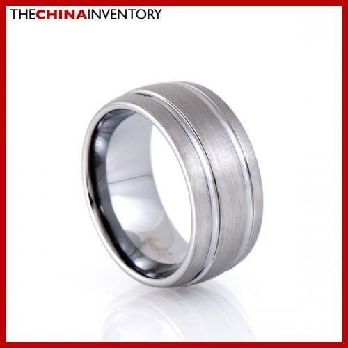 10MM SIZE 6.5 TUNGSTEN CARBIDE WEDDING BAND RING R1701