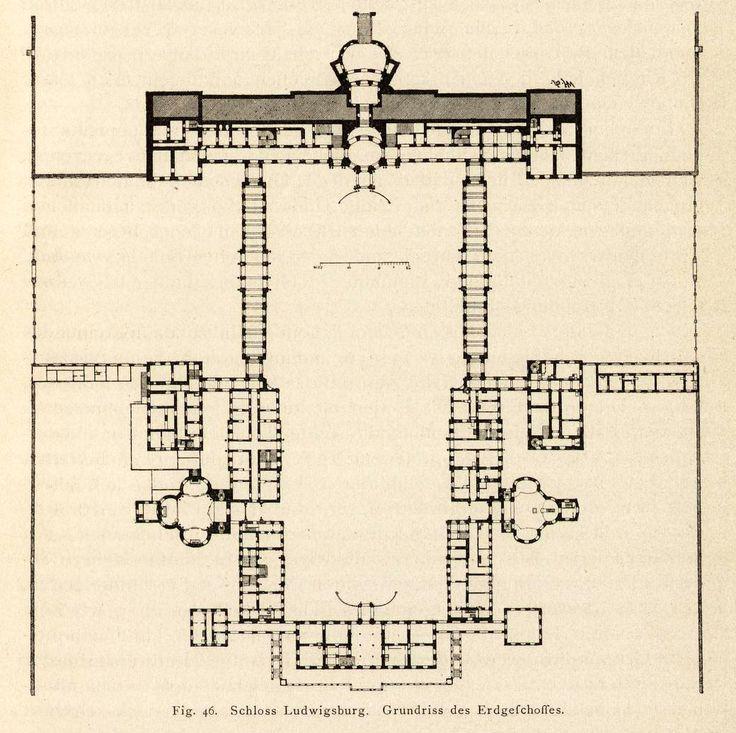 46 best castle floorplans images on pinterest floor for Castle plans build