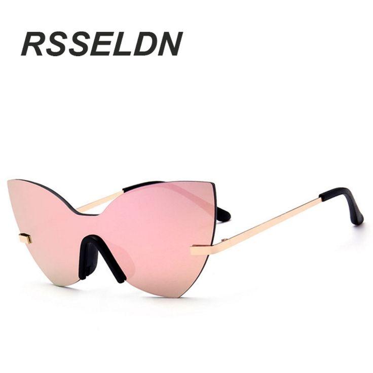 $7.48 (Buy here: https://alitems.com/g/1e8d114494ebda23ff8b16525dc3e8/?i=5&ulp=https%3A%2F%2Fwww.aliexpress.com%2Fitem%2FRSSELDN-New-Fashion-Cat-Eye-Sunglasses-Women-Cateye-Women-Oversize-Celebrity-Sunglasses-UV400-Fashion-Shows-Women%2F32794863594.html ) RSSELDN New Fashion Cat Eye Sunglasses Women Cateye Women Oversize Celebrity Sunglasses UV400 Fashion Shows Women  Sunglasses for just $7.48