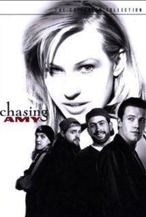 """Chasing Amy, 1997. /// """"Your mother's a tracer!"""" /// This is usually thought to be Kevin Smith's best film and I think I agree. Ben Affleck and Jason Lee are good together in this film."""